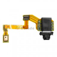 For Sony Xperia Z5 Earphone Jack Flex Cable Ribbon Replacement - Grade S+
