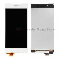 For Sony Xperia Z5 LCD Screen and Digitizer Assembly Replacement - White - With Logo - Grade S