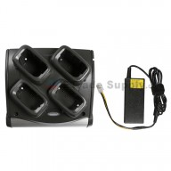 OEM Symbol MC9000 Series, MC9190-G 4-Slot Battery Charger Cradle with Charging Cable (Used, B Stock, SAC9000-4000R)