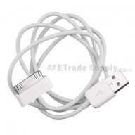 For Apple iPhone 4 USB Data Cable (Verizon Wireless) - Grade R
