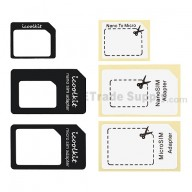 For Apple iPhone 5 Micro SIM Card Adapter - Grade R