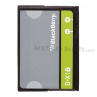 For BlackBerry Curve 8900, Storm 9500, 9530, 9520, 9550, Tour 9630 Battery Replacement (1380 mAh) - Grade R