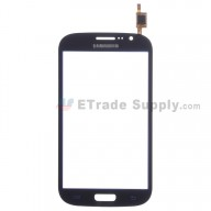 For Samsung Galaxy Grand Duos I9082 Digitizer Touch Screen Replacement - Black - With Logo - Grade S+