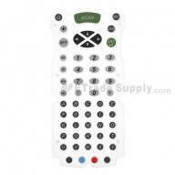 Honeywell (HHP) Dolphin 9500, LXE MX6 Rubber Keypad (56 Keys)