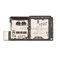 For HTC One SV SIM Card and SD Card Reader Contact Repalcement - Grade R