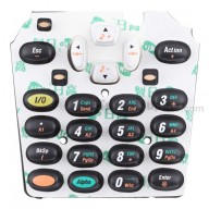 Intermec 700 Series, 700c, 740, 741, 750, 751, 760, 761 Keypad (22 Keys)