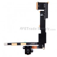For Apple iPad 2 Audio Flex Cable Ribbon Replacement (Wifi Version) - Grade S+