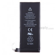 For Apple iPhone 4 Battery Replacement (AT&T) - Grade S+