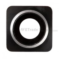 For Apple iPhone 4 Camera Lens with Bezel Replacement - Grade S+