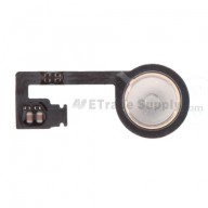 For Apple iPhone 4S Home Button Flex Cable Ribbon Replacement - Grade S+