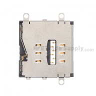 For Apple The New iPad (iPad 3) SIM Card Reader Contact Replacement - Grade S+