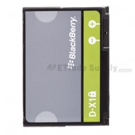 For BlackBerry Curve 8900, Storm 9500, 9530, 9520, 9550, Tour 9630 Battery Replacement (1380 mAh) - Grade S+