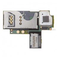 For BlackBerry Curve 9360 SIM Card PCB Board Replacement - Grade S+