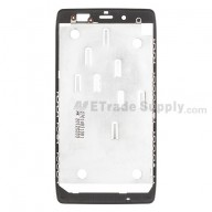 For Motorola Droid Razr HD XT925 Front Housing Replacement - Black - Grade S+