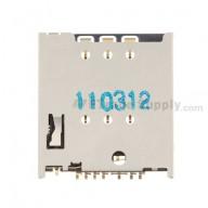 For Motorola Droid Razr XT912, XT910 SIM Card Reader Contact Replacement - Grade S+