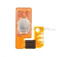 For Samsung Galaxy S II i9100 Power Button Flex Cable Ribbon Replacement - Grade S+