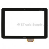 For Acer Iconia Tab A200 Digitizer Touch Screen Replacement - Grade S+
