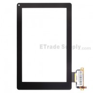 For Amazon Kindle Fire Digitizer Touch Panel Replacement ,Black - Grade S+