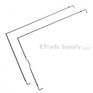For Apple iPad 2, iPad 3, iPad 4 LCD Conductive Foam Replacement (2 pcs/set) - Grade S+