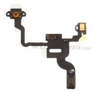 For Apple iPhone 4 Power Switch & Sensor Flex Cable Ribbon Replacement (AT&T) - Grade S+