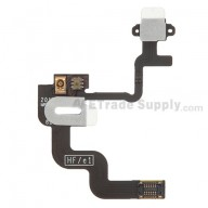 For Apple iPhone 4 Power Switch & Sensor Flex Cable Ribbon Replacement (Verizon Wireless) - Grade S+