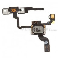 For Apple iPhone 4 Sensor Flex Cable Ribbon with Ear Speaker Replacement (AT&T) - Grade S+