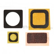 For Apple iPhone 4S Rear Facing Camera Foam Gasket Replacement - Grade S+