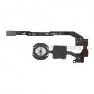 For Apple iPhone 5S Home Button Flex Cable Ribbon Replacement - Grade S+