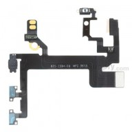 For Apple iPhone 5S Power Button Flex Cable Ribbon Replacement - Grade S+