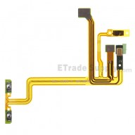 For Apple iPod Touch 5th Power Button Flex Cable Ribbon  Replacement ( 32GB or 64GB) - Grade S+