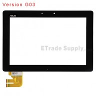 For Asus Transformer Pad TF300T Digitizer Touch Screen Replacement ,Version G03 - Grade S+