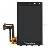 For BlackBerry Z10 LCD Screen and Digitizer Assembly with Frame Replacement (LCD-46537-001/111) - Grade S+