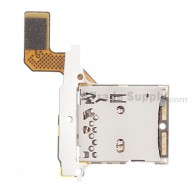 For BlackBerry Bold 9700 Multimedia Card Tray - Grade S+