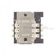For BlackBerry Bold 9790 SIM Card Reader Contact  Replacement - Grade S+