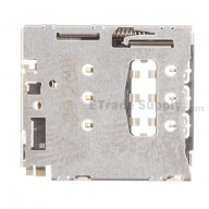 For BlackBerry Q5 SIM Card Reader Contact  Replacement - Grade S+