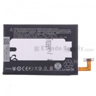 For HTC One M8 Battery Replacement (2600 mAh) - Grade S+