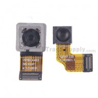 For HTC One M8 Dual Rear Facing Camera Replacement - Grade S+