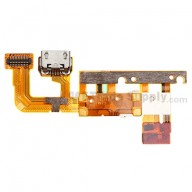 For Huawei Ascend P6 Charging Port Flex Cable Ribbon Assembly Replacement - Grade S+
