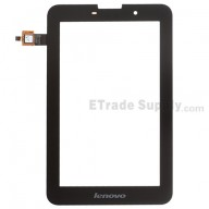 For Lenovo Idea Tab A3000 Digitizer Touch Screen Replacement - Black - With Logo - Grade S+