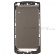 For LG Nexus 5 D820 Front Housing Replacement (Black Ear Speaker Mesh Cover) - Black - Grade S+