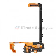 For LG Nexus 5 D821 Charging Port Flex Cable Ribbon Replacement - Black - Grade S+
