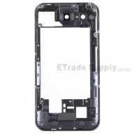 For LG Optimus G Pro E980 Rear Housing Replacement - Black - Grade S+