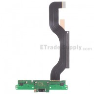 For Nokia Lumia 1520 Charging Port Flex Cable Ribbon  Replacement - Grade S+