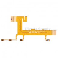 For Nokia Lumia 625 Side Key Flex Cable Ribbon  Replacement - Grade S+