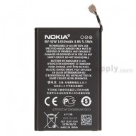 For Nokia Lumia 800 Battery Replacement (1450 mAh) - Grade S+