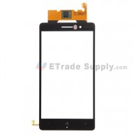 For Nokia Lumia 830 Digitizer Touch Screen Replacement - With Logo - Grade S+