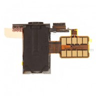 For Nokia Lumia 920 Earphone Jack Flex Cable Ribbon Replacement - Grade S+