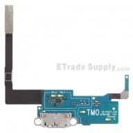 For Samsung Galaxy Note 3 SM-N900T Charging Port Flex Cable Ribbon  Replacement - Grade S+