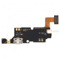 For Samsung Galaxy Note GT-N7000/GT-I9220 Charging Port Flex Cable Ribbon Replacement - Grade S+
