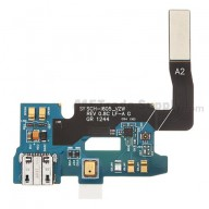 For Samsung Galaxy Note II SCH-I605 Charging Port Flex Cable Ribbon  Replacement - Grade S+